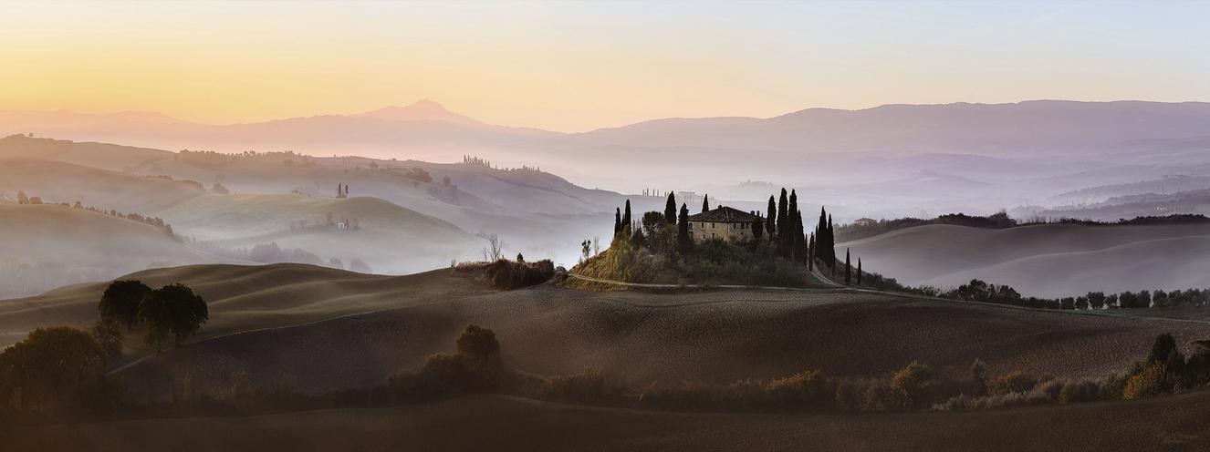 Die Seele der Toskana...